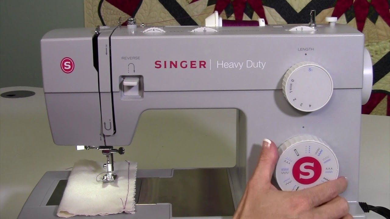 Singer Heavy Duty 4423 Sewing Machine IN HAND READY TO SHIP