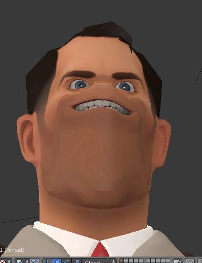 Weird Tf2 Faces 7