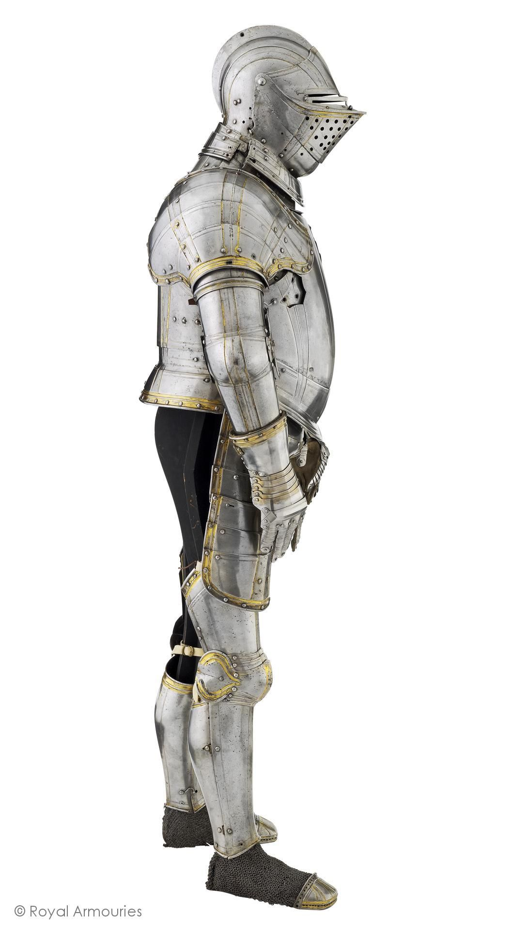 Roger, 2nd Baron North Armour (Side View)   дмв   Pinterest ...