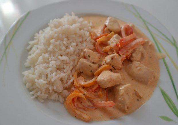 Šťavnaté kuracie kúsky s ryžou | Báječné recepty