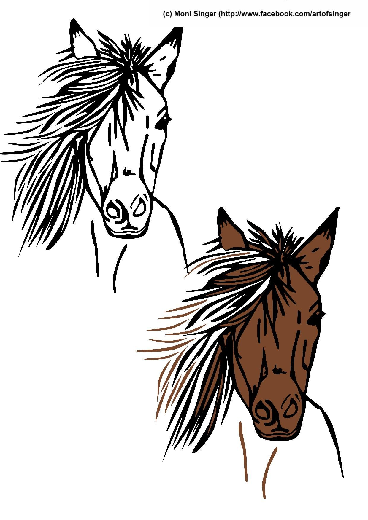 Silhouette Plotter File Free Plotter Datei Kostenlos Plotter Freebie Pferd Horse Plotten Plotterdatei Pferd