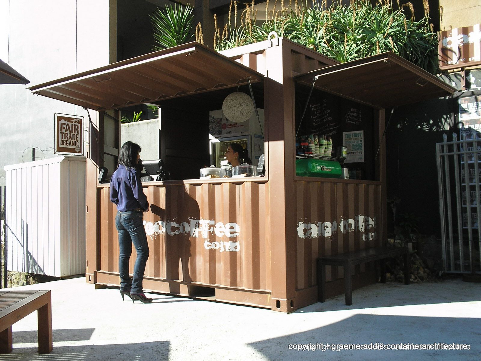 Container Cafe Google Search Cafe Container Cafeterias Projeto Da Galpao Do Container