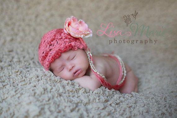 Pink Rose Faerie size Newborn by BeatriceBent on Etsy, $46.00