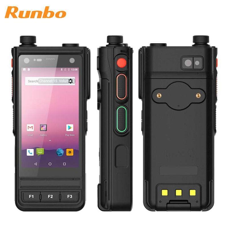 RUNBO E81 Waterproof Rugged DMR Walkie Talkie Phone 4GB