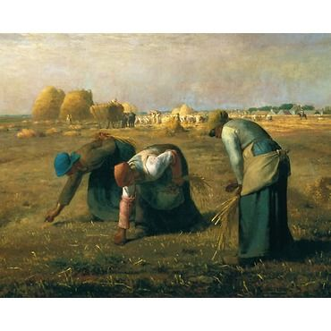 Jean-François Millet (1814-1875) | Romantiek kunst, Realisme kunst, Kunstgeschiedenis