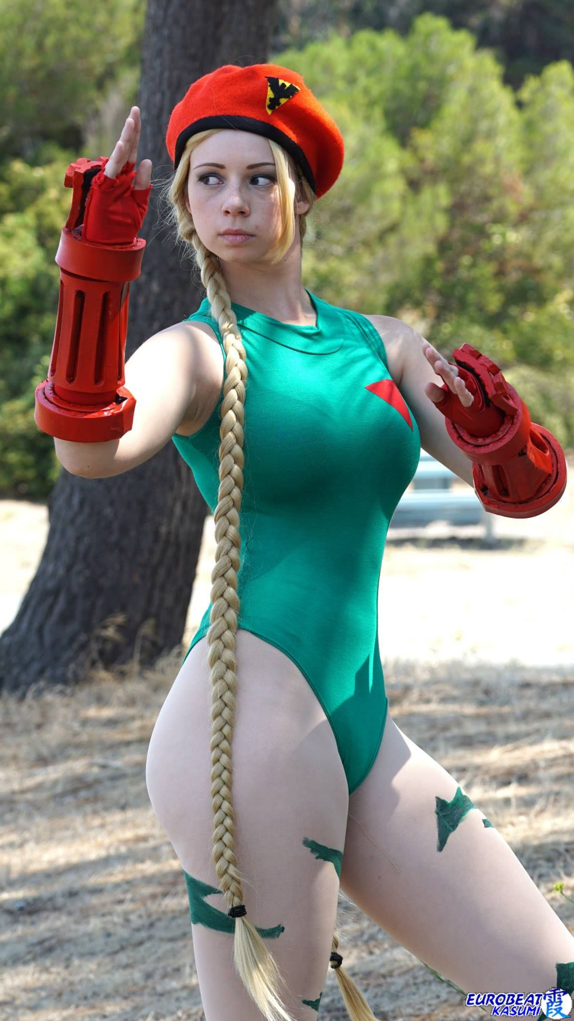 Pity, street fighter cammy cosplay naked are