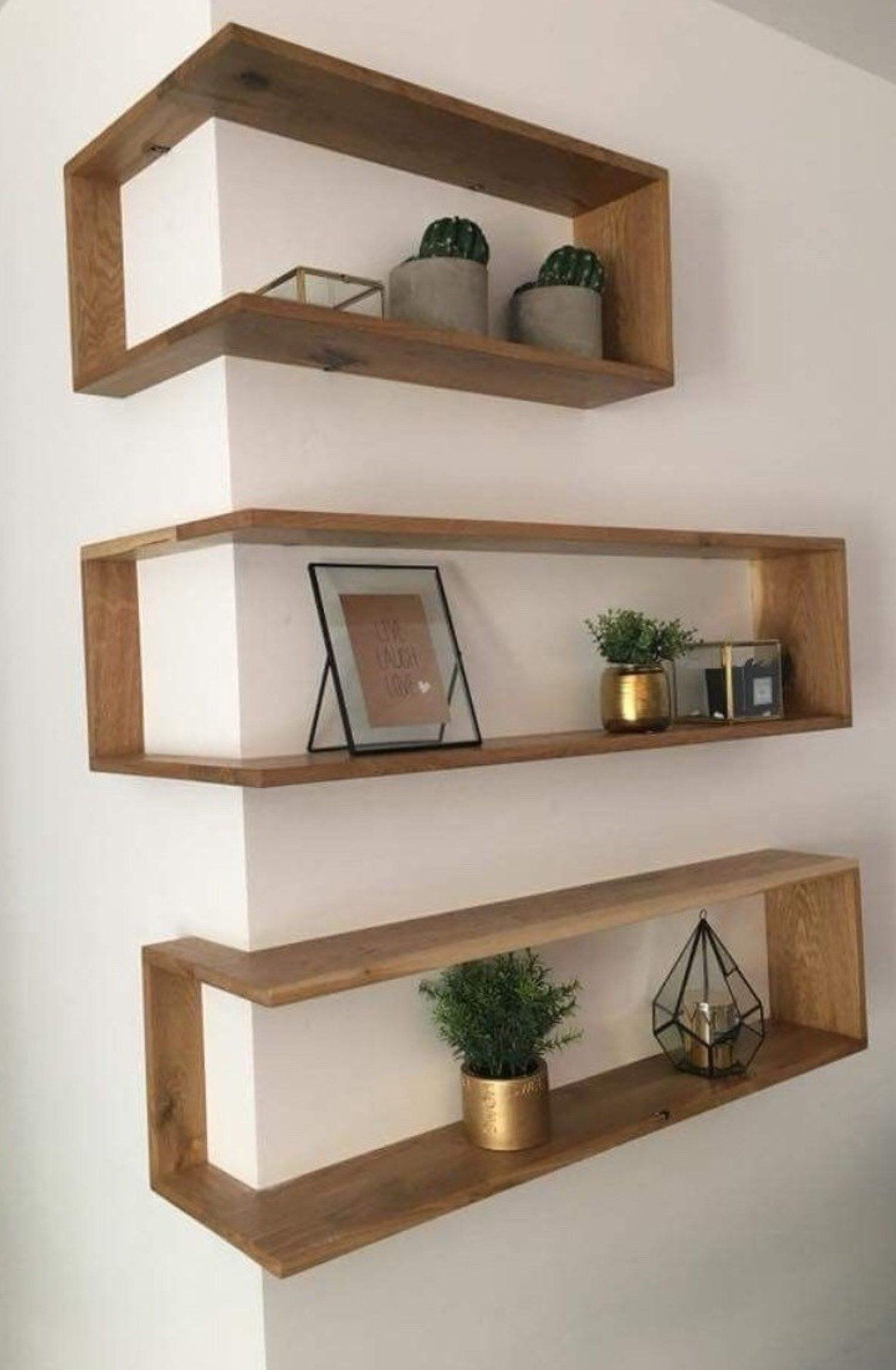 On Sale Diy Woodworking Plans And Instructions Hardwood Corner Shelves Documents Only Kitchenshelves In 2020 Home Diy Woodworking Plans Diy Diy Home Decor