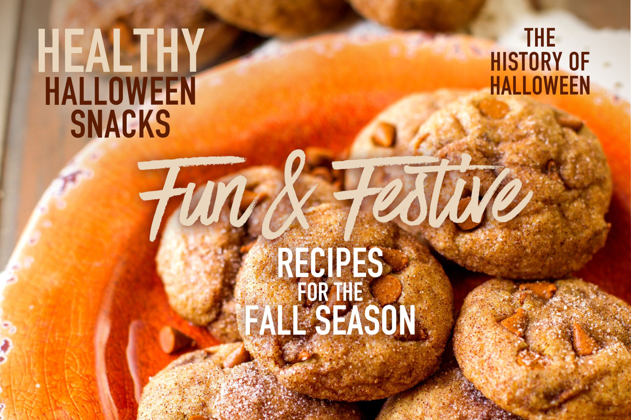 Find spook tacular Halloween recipes in our free holiday eBook