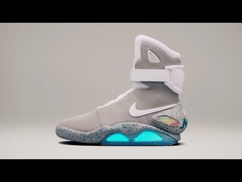 Nike Mag Back To The Future Shoes Make Limited Edition Run