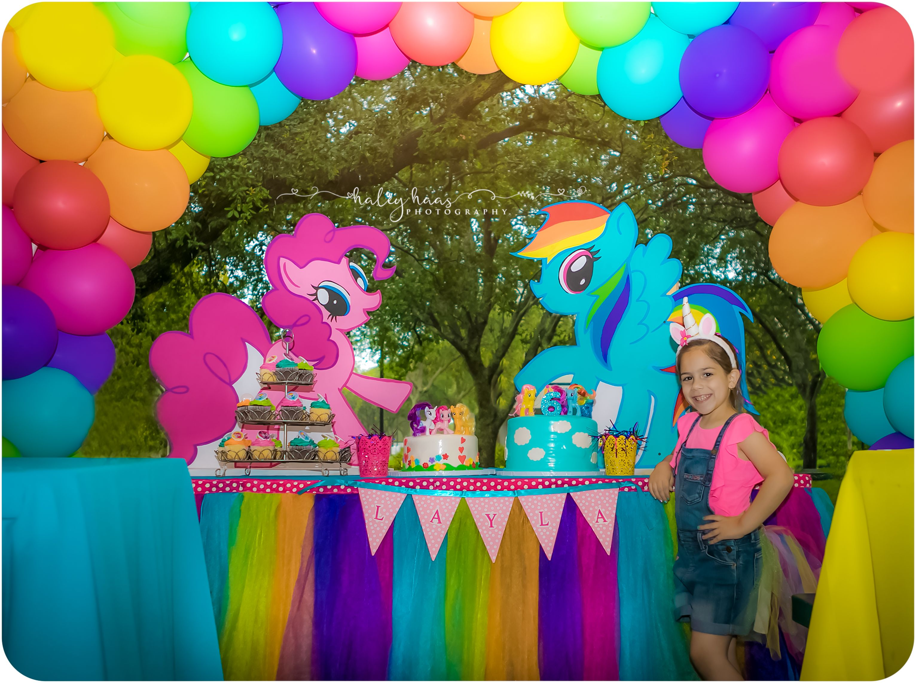 Gorgeous Outdoor My Little Pony 6th Birthday Party My Little