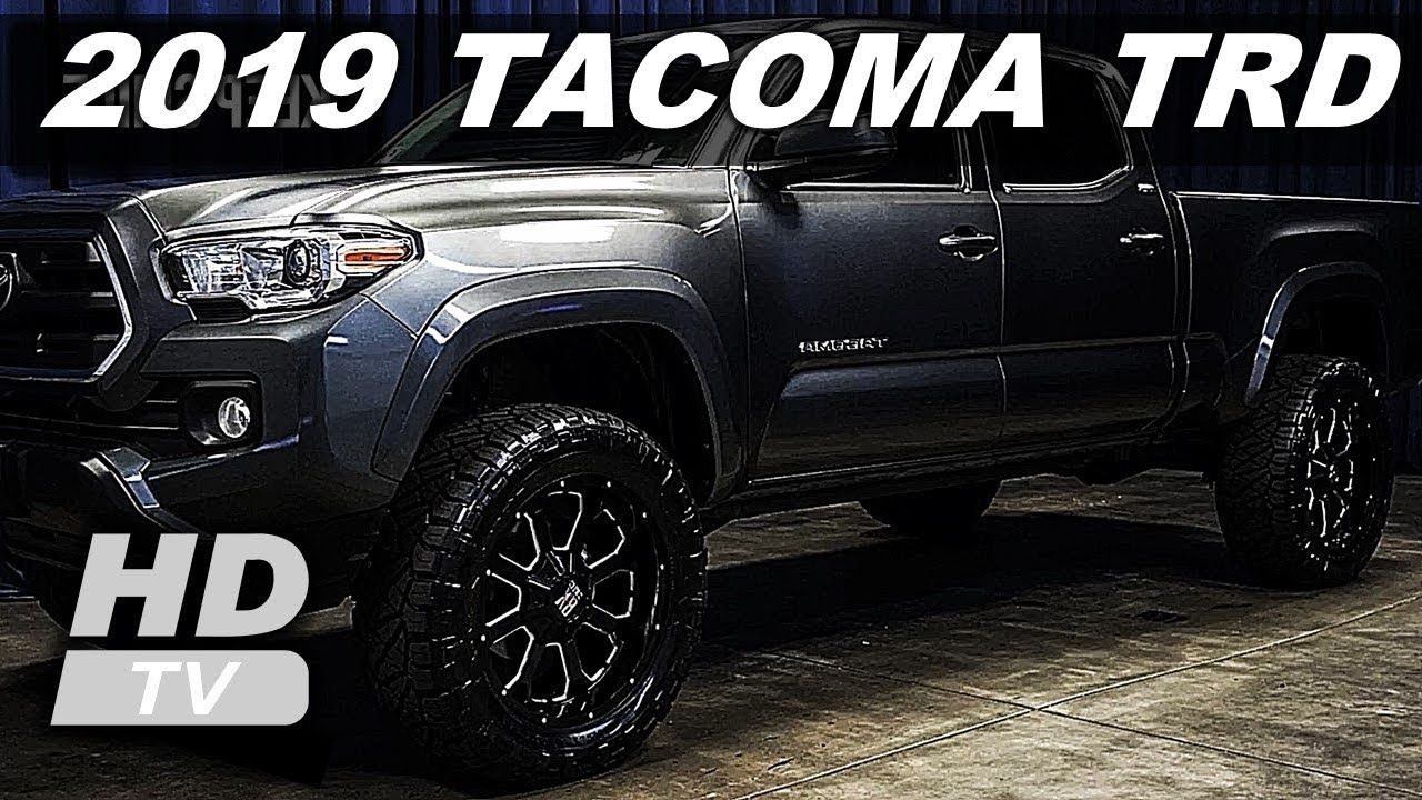2019 Toyota Trucks 2019 toyota pickup trucks, 2019