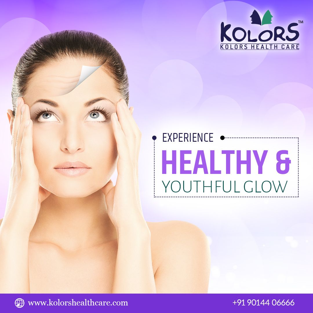 Protect And Nourish Your Skin Like Never Before A Mesmerizing Skincare Therapy Awaits You At Kolors Healthc Skin Care Treatments Good Skin Wrinkle Treatment