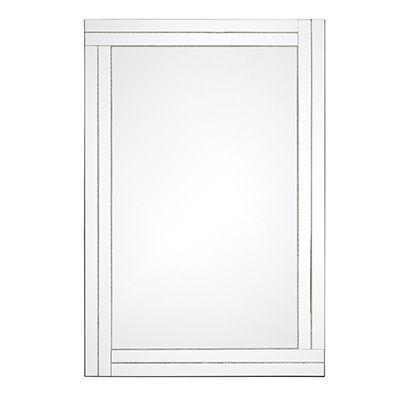 Sienna Beaded Mirror 80x120cm Wall MirrorsRanges
