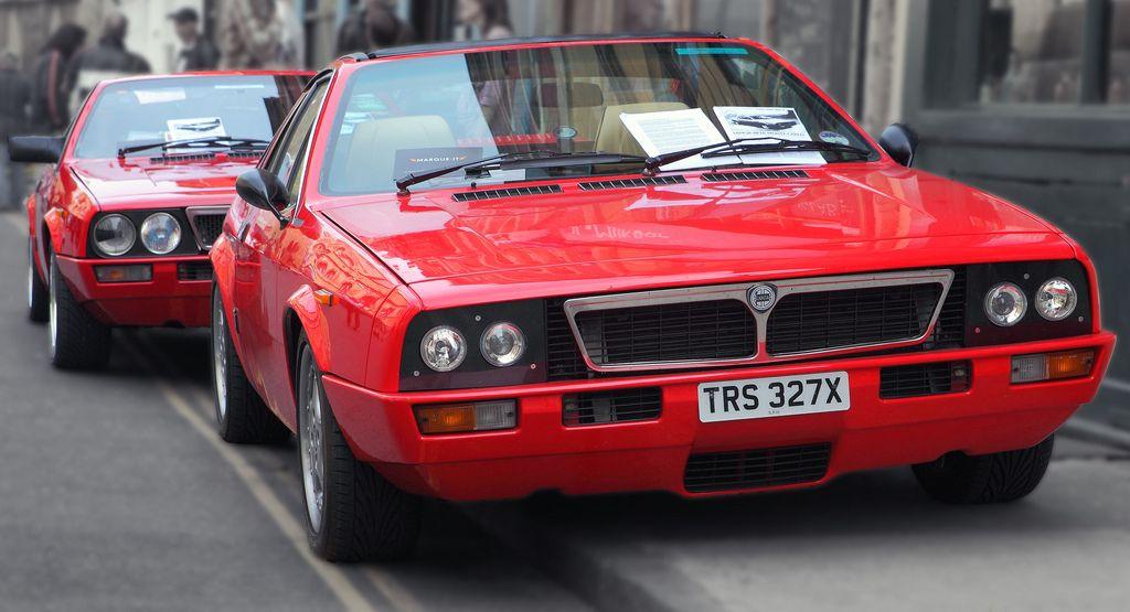 Lancia Beta Montecarlo  Pininfarina  C1981