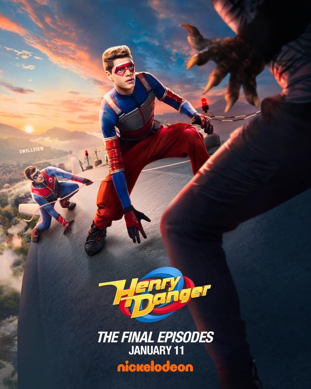 NickALive!: Sneak Peek Of New Henry Danger Episode Text