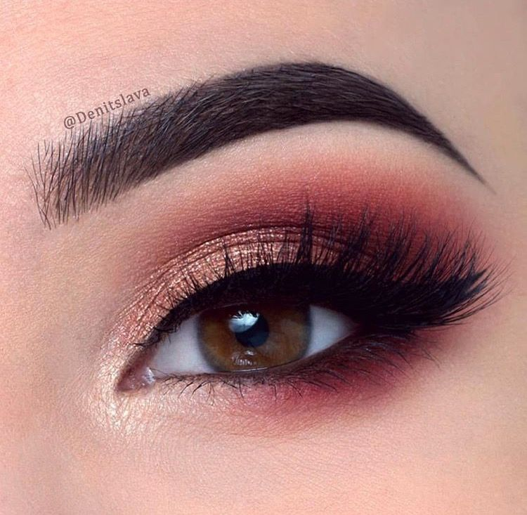 Image Result For Prom Makeup For Red Dress Prom In 2018