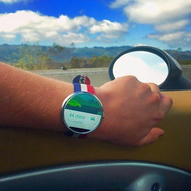 @Regrann from @southern.straps - #Joyride - Our Hugo #NATO on the #Moto360  #SouthernStraps #androidwear #natostrap #natoband #watchband #watchstrap #androidwear #google #watchgeek #watchnerd #watchesofinstagram #watches #menswear #mensfashion #SanFrancisco #California #SmartDevices