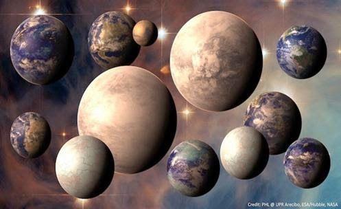 INVESTIGADORES: Existem 200 Milhões de Planetas Semelhantes à Terra só na Via Láctea