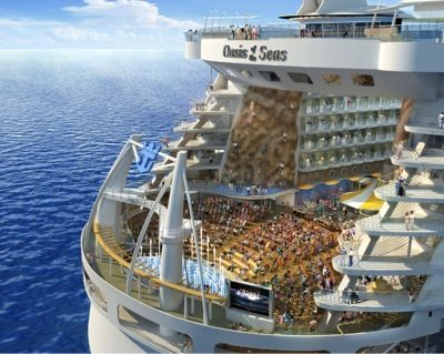 Royal Caribbean Is One Of The Best Cruise Lines For Family - Best cruise ship for honeymoon