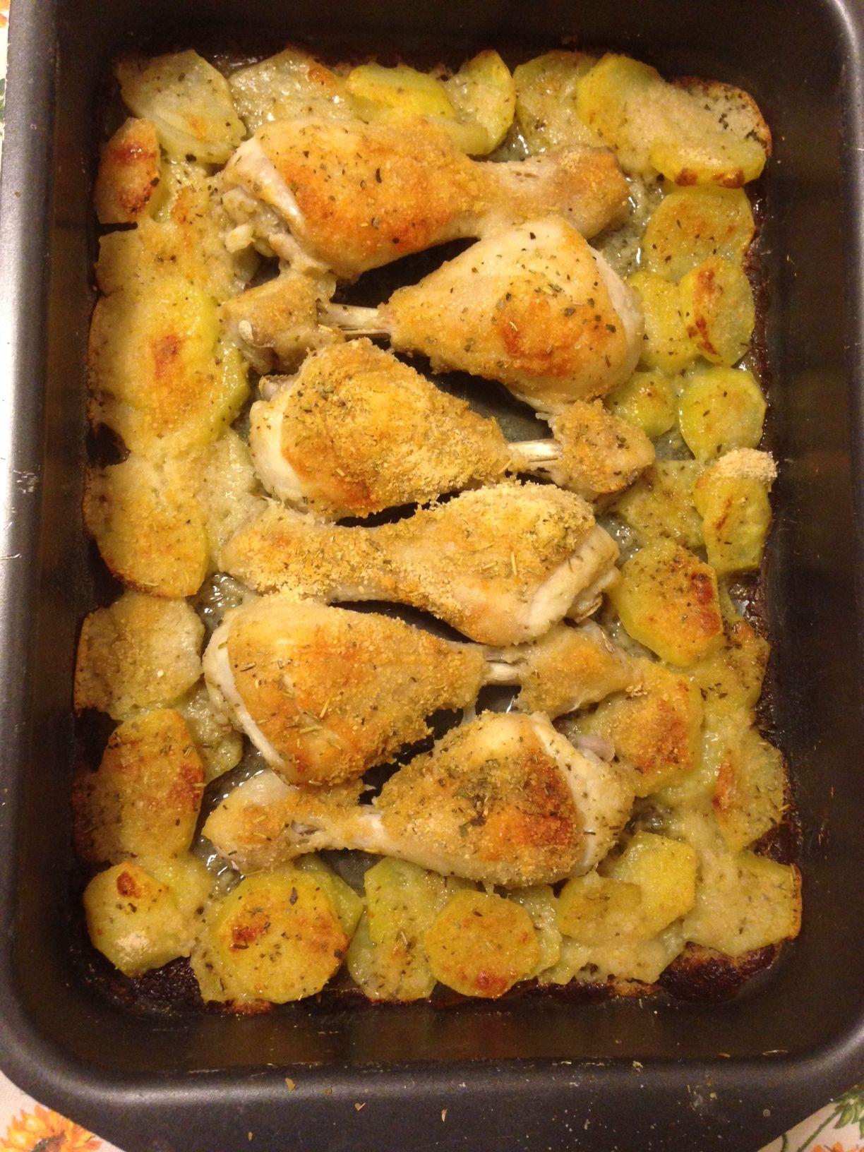 Photo of Pollo al forno (ricetta secondo piatto) | Un Avvocato ai For…
