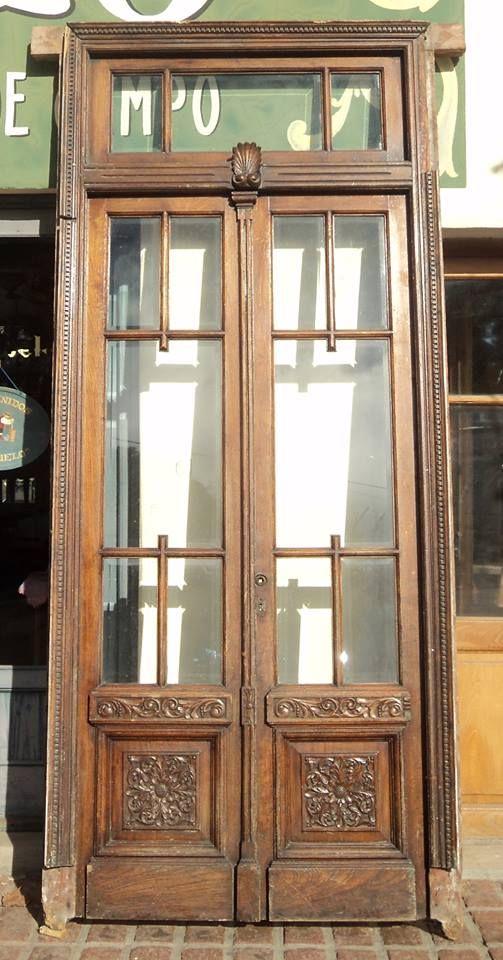 antique front door - Antique Front Door Front Doors Pinterest Doors, Room Decor And
