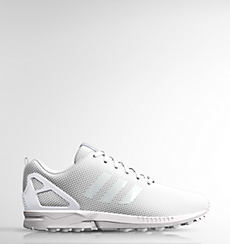 d4143cb80b adidas - mi Real Madrid ZX Flux Shoes | WORKOUT | Adidas sneakers ...