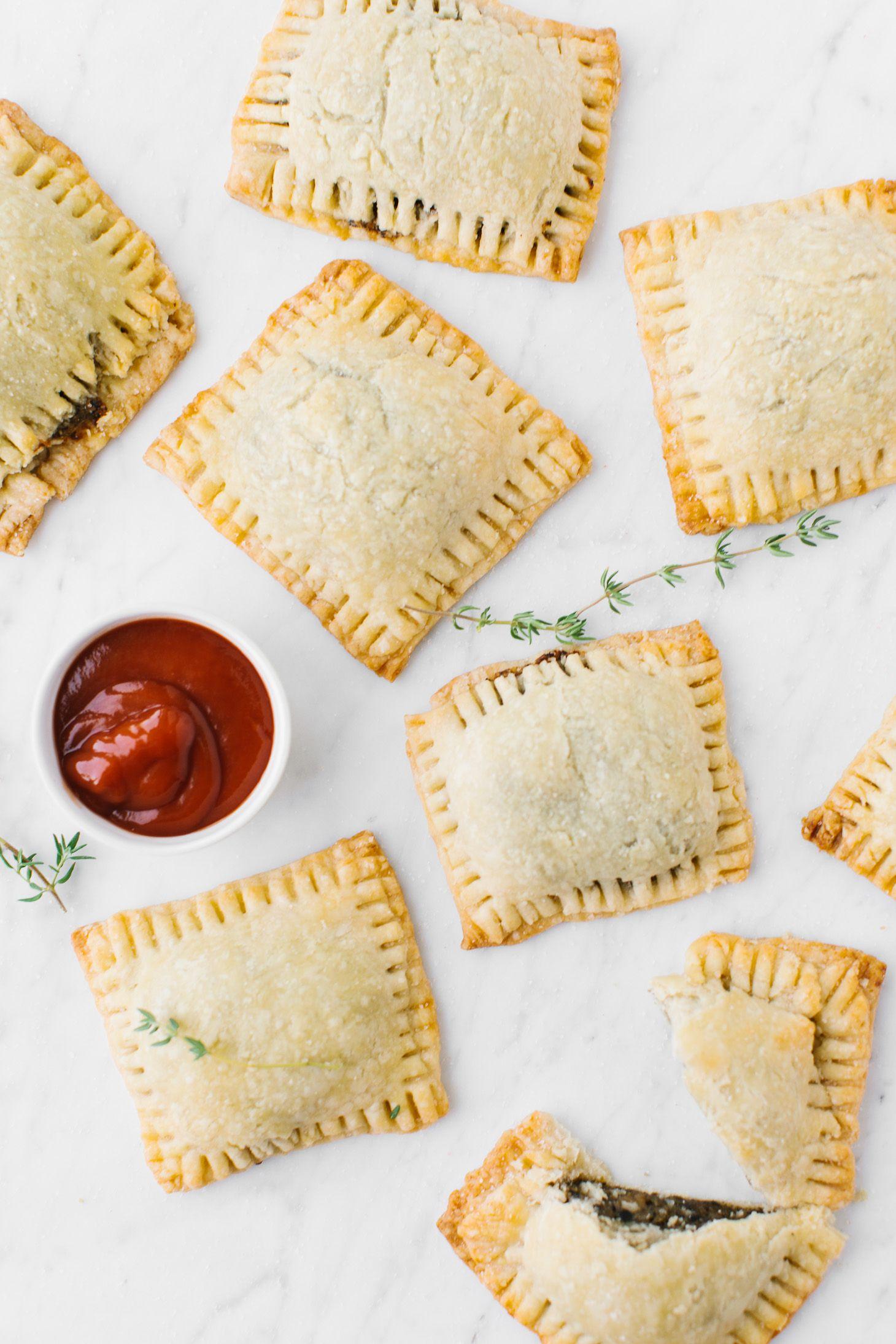 Savoury Sausage Hand Pies Recipe Hand Pies Vegan Pastries Savory