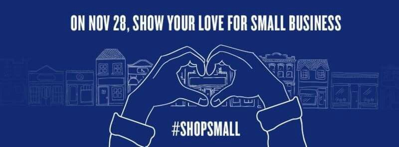 Happy Small Business Saturday! #shopsmall #classicbrideandformals