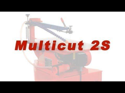 Hegner Multicut 2S (Deutsch)