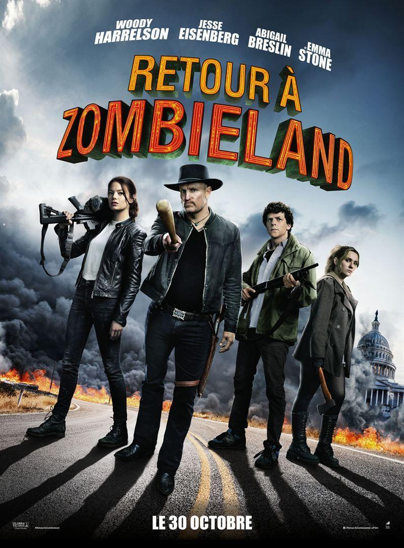Retour A Zombieland Regarder Film En Streaming Gratuit Hd 2019 Zombieland Free Movies Online New Movies