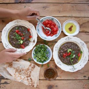 Fava bean stew by saveur the recipe for this popular egyptian egyptian fava bean stew the recipe for this popular egyptian morning dish is based on one that appears in the new book of middle eastern food by claudia forumfinder Image collections
