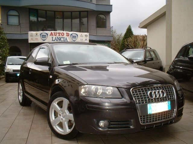 Audi A3 2 0 Tdi Full Optional A 11 550 Euro City Car 135 000 Km Diesel 103 Kw 140 Cv 12 2006 Audi A3 Audi Coupe