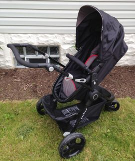 Baby Trend 1st Debut 3 Wheel Travel System Im A