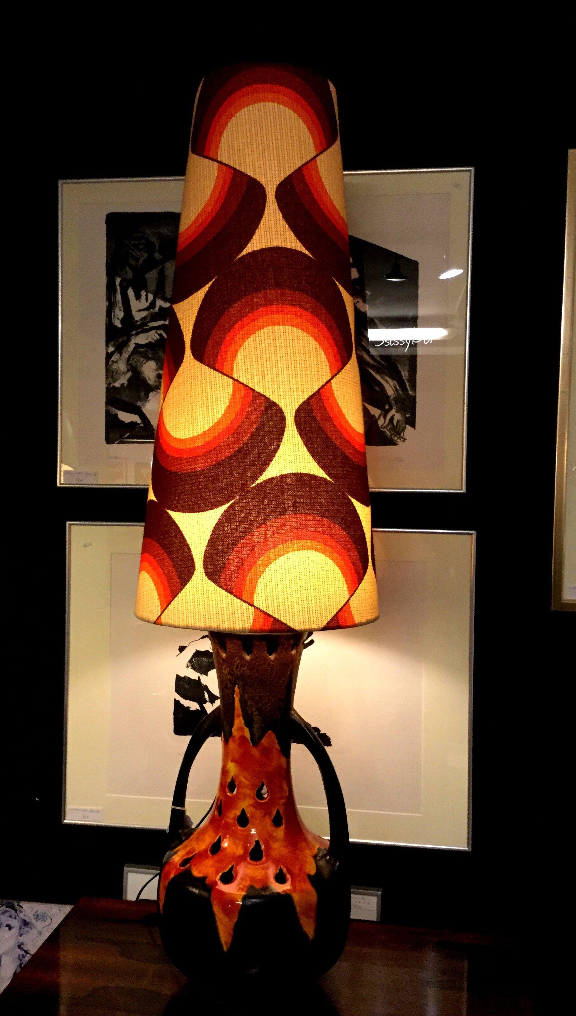 Lampe De Sol Retro Furniture Design Retro Furniture Ceramic Lamp