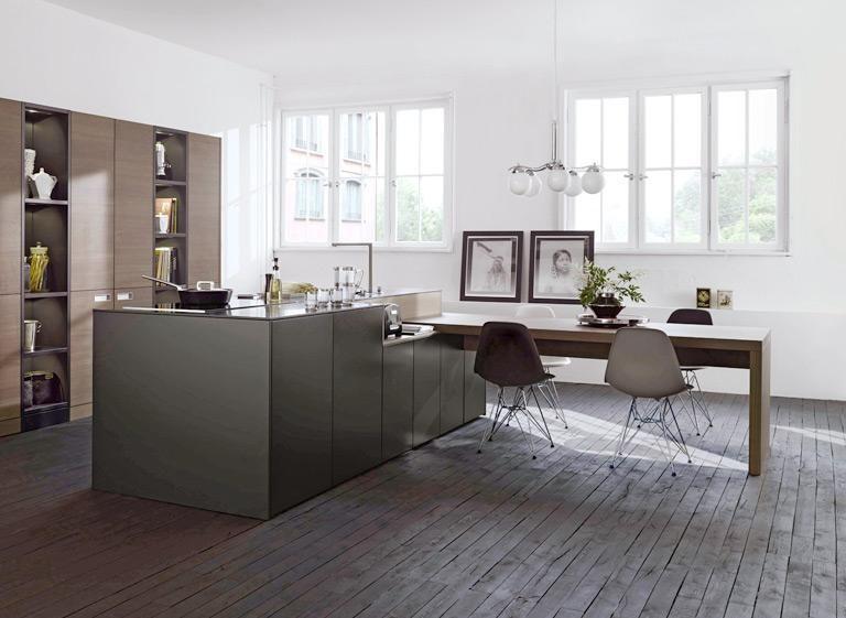 Küchen, die sich schlank machen Verwandlungskünstler  - schöner wohnen küchen