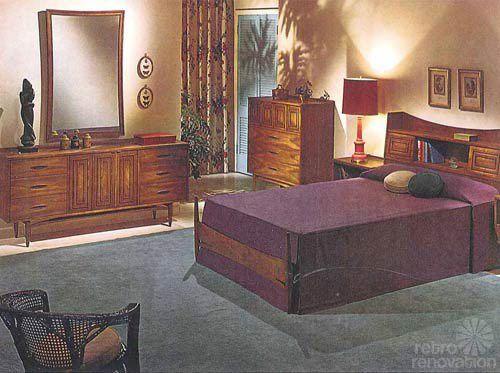 Broyhill Premier Sculptra Bedroom Set
