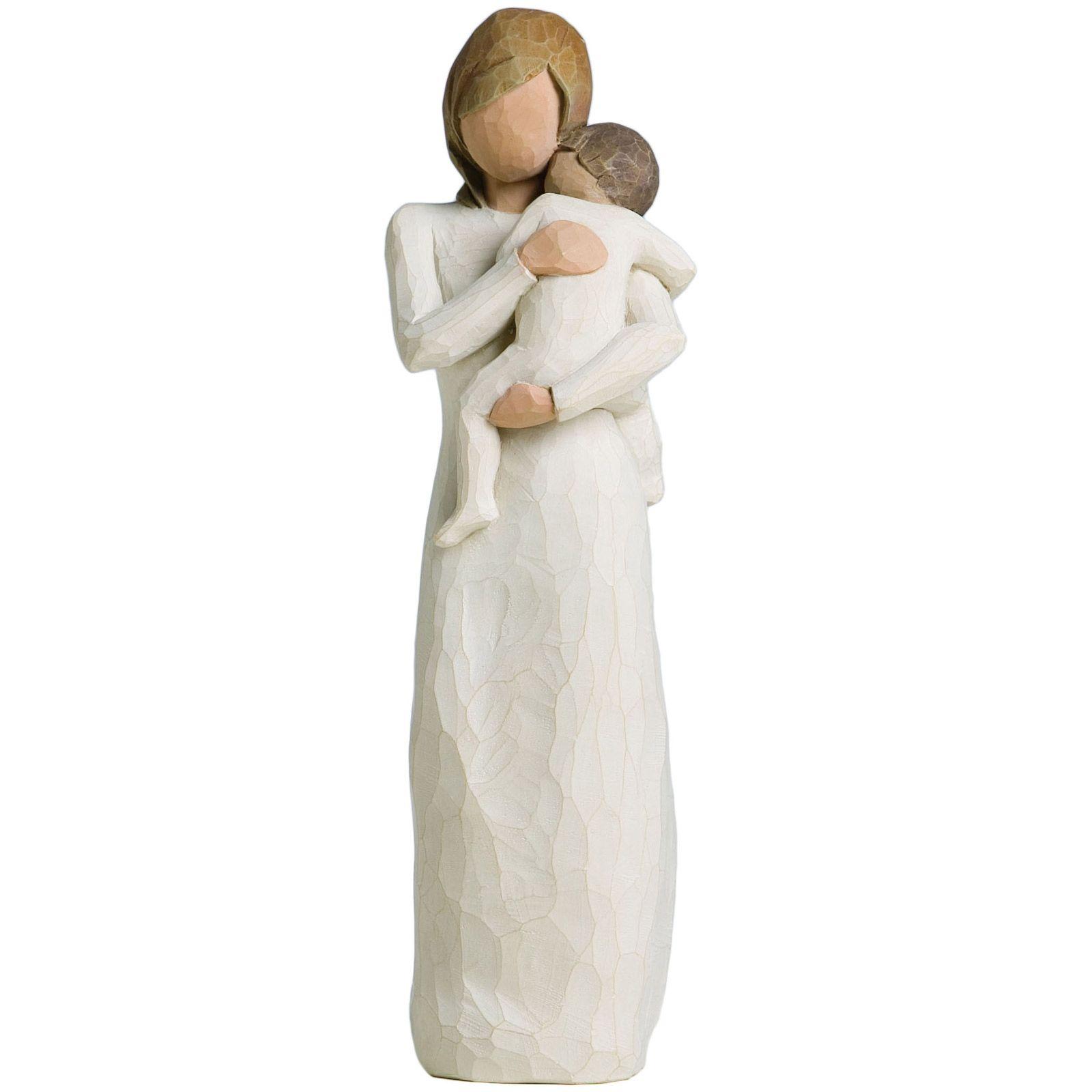 figurine enfant de mon c ur willow tree figurine. Black Bedroom Furniture Sets. Home Design Ideas