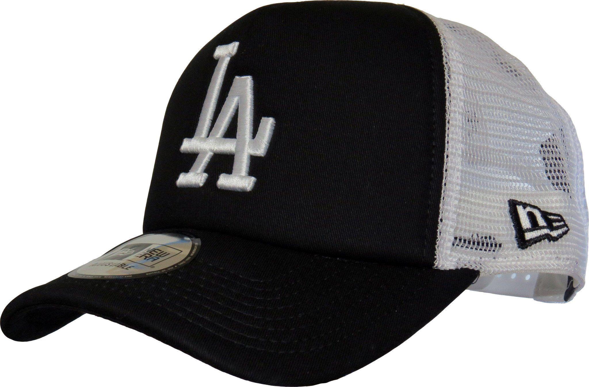 c8bf413942b Los Angeles Dodgers New Era MLB Trucker Cap. Black