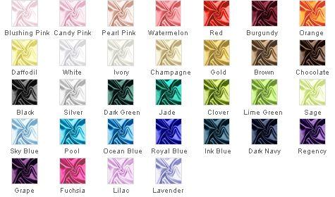 Color chart jjshouse com dresses pinterest colour chart
