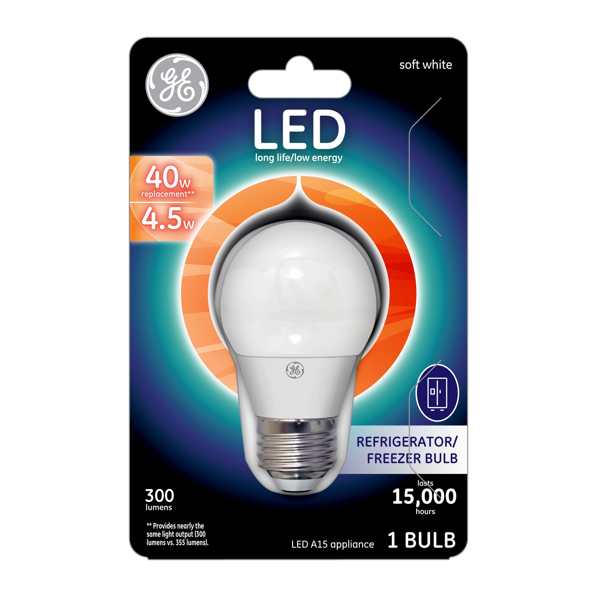 General Electric Led 40w Soft White Ge Led Bulb Led