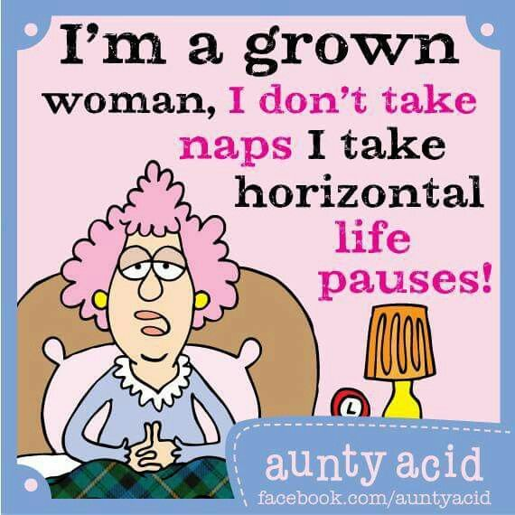 I'm a grown woman