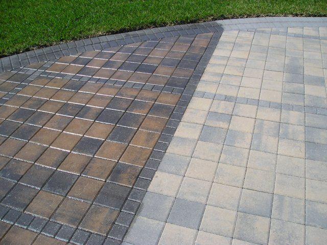 We Provide Best Concrete Sealing Services In The Perth Brick Paver Patio Paver Patio Brick Pavers
