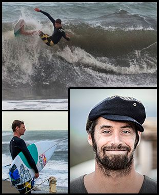 Alcuni campioni internazionali di #surf che hanno fatto tappa in #Versilia!