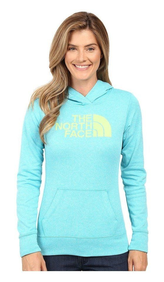 71855d099 $34.05 - The North Face Womens Fave Half Dome Pullover Hoodie Blue ...
