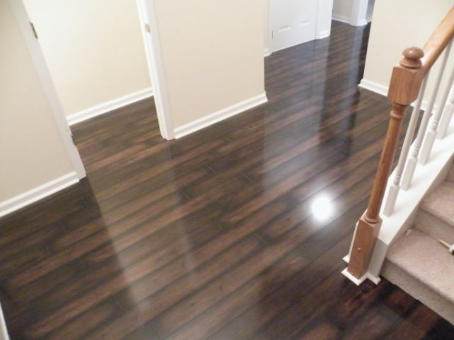 Dark Laminate Wood Flooring of course another idea is to ease back on the depth of hue you are choosing does you need black hardwood flooring to create the same effect Pergo Laminate Flooring Installed Gallery Of Laminate Wood Flooring Cost