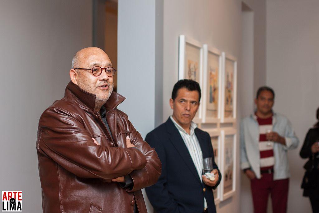 """Ramiro Pareja Herrera """"Segunda Lectura"""" en La Galería"""