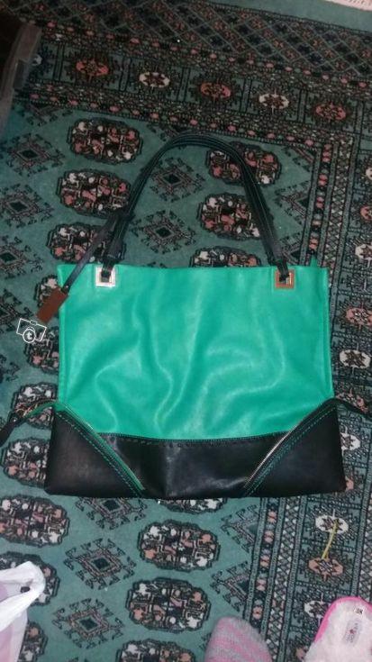 uudenveroinen ihanat värit.tosi tilava laukku.kaappien tyhjennykset jatkuu katso ihmeessä muita ilmoituksiani! PALJOUS alennus! haku tai postitus mahd