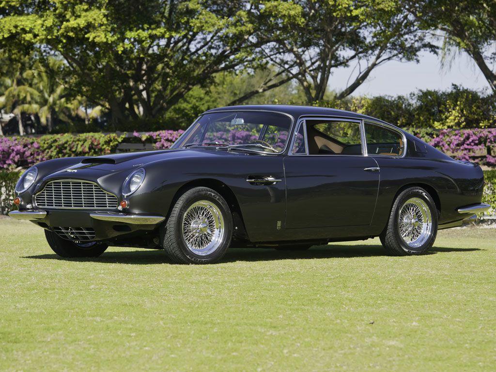 1966 Aston Martin DB6 Vantage | Amelia Island 2013 | RM AUCTIONS