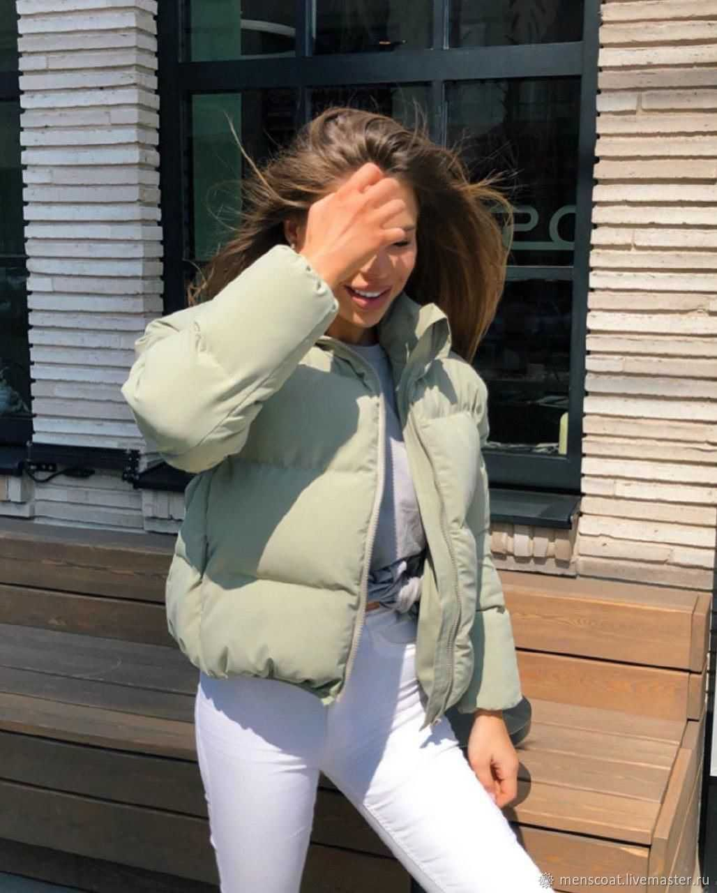 Stand Up Puffer Short Jacket W T I Design Winter Outfits Puffer Jacket Outfit Fashion Inspo Outfits [ 1280 x 1028 Pixel ]