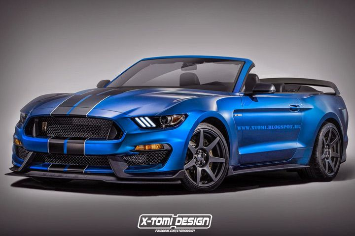 Shelby Gt350r Convertible Foto Mustang Convertible Shelby